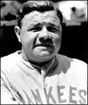George Herman Ruth Picture