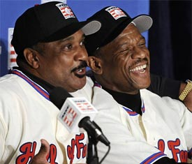 2009 Baseball Hall of Famers