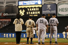 Yankees 2008 The Final Season
