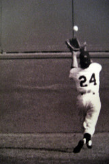 Willie Mays 1954 World Series Catch