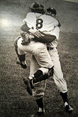 Don Larsen threw the only perfect game in World Series history